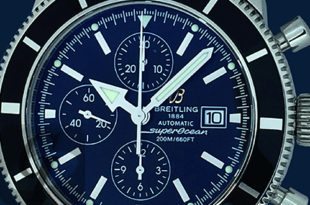 【Brand Shooting,Good Industrial design:Photo Collection】BREITLING SUPEROCEAN HERITAGE A13320