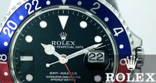 【ROLEX】ロレックス GMT-MASTER Pepsi Bezel ツートンカラーベゼル 16700 は約 20 年前安値で購入し使い続けて後に約 3.0 倍以上の高額買取された小話