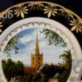 【WEDGWOOD】ウェッジウッド THE Historic Town of Stratford ヒストリックタウン ストラットフォード C&S /P Set