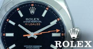 【Rolex Milgauss Ref.116400】ロレックス ミルガウス Ref.116400 実は新品同然のモデルが安価に購入可能だとあまり知られていない