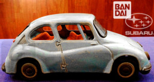 【BANDAI×SUBARU】萬代屋×スバル360 ブリキミニカーは宝探し感覚で蚤の市で投げ売りされていたガラクタ同然の代物が買取価格で約 82.0倍前後で売れて僅かだが儲かった話
