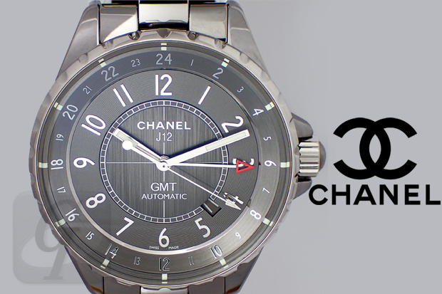 【CHANEL】シャネル J12 クロマティック Chromatic GMT は チタンセラミック という驚異的な軽量素材を使い現在でも高額買取される稀少モデル