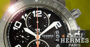 【HERMES】エルメス クリッパー メカニカル ダイバーズ Clipper Mechanical Divers は 繊細なブランドイメージから脱却した硬派な本格ダイバーズモデル