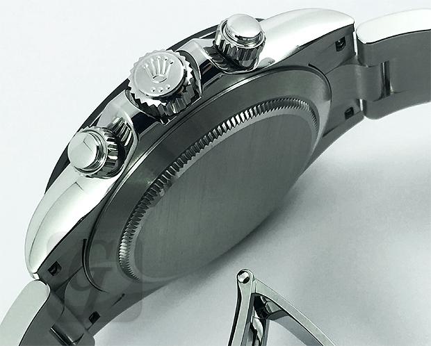 【Rolex】Cosmograph Daytona コスモグラフ デイトナ ブラックセラミック モノブロック セラクロムベゼル は抜群の機能性と換金性を誇る新しい計測時計の王者