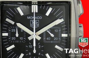 【TAG Heuer】タグホイヤー モナコ クロノグラフ MONACO CHRONOGRAPH Ref.CW2111.FC6177