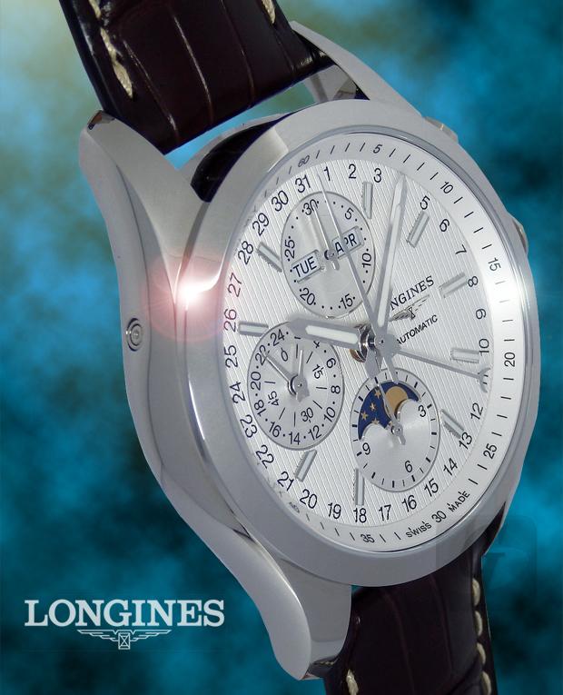 【LONGINES】コンクェスト クラシック クロノ はコストパフォーマンスに優れたハイエンドモデル
