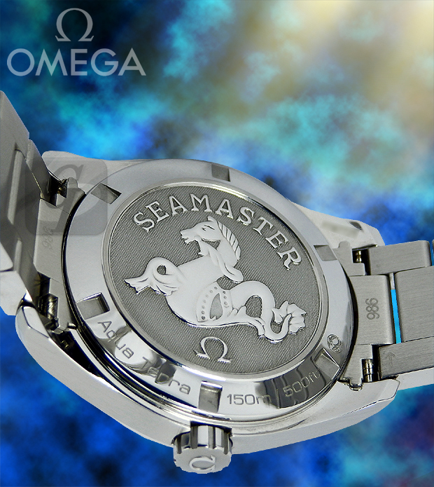 【OMEGA】シーマスターアクアテラ は 価格も手頃 ビジネスから日常でも通用するベーシックモデル