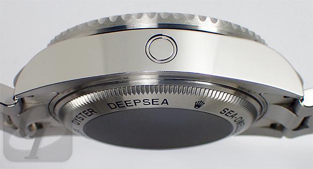 【Rolex】ロレックス シードゥエラー ディープシーは深海に挑戦する防水技術のモンスター級モデル