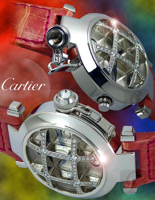 【Cartier】プレゼントに最適 30~40代の女性におすすめしたい カルティエ腕時計5つのモデル