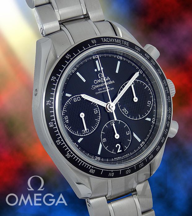 【OMEGA】スピードマスター レーシングはビジネスマンに最適な安さと高級感スポーツ性に優れたモデル