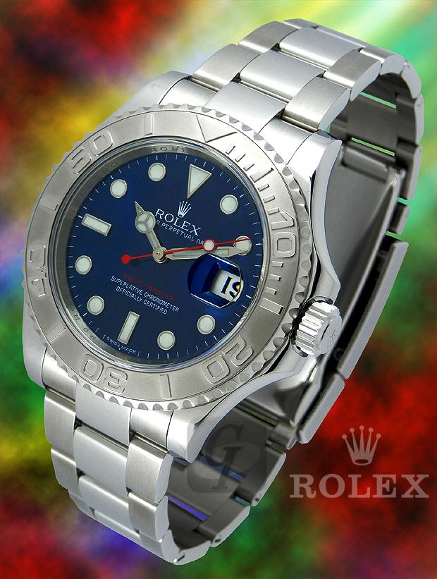 【ROLEX】ロレックス ヨットマスター 116622はロレジウムが美しいラグジュアリーマリンモデル