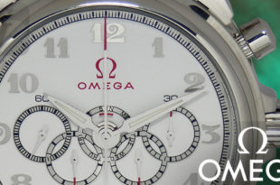 【OMEGA】オリンピックコレクション デヴィルクロノは公式戦略を巧みに取り入れる稀少性の高いモデル