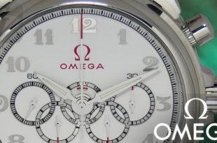【OMEGA】オリンピックコレクション デヴィルクロノは公式戦略を巧みに取り入れる稀少性の高いモデル