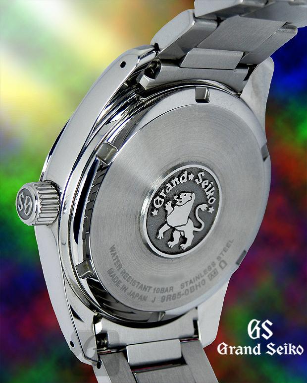 【SEIKO】グランドセイコー スプリングドライブは独自の駆動機構を搭載する高精度の機械式時計