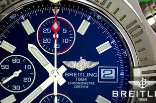 【BREITLING】アベンジャーII A13381美しさと機能を融合させた高額人気のプロの為の計器