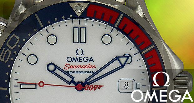 【OMEGA】シーマスター コマンダーは 007 というブランドの霊気を使ったスペシャリティモデル