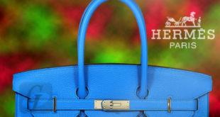 【HERMES】バーキン 35 ブルーザンジバル からみるバーキン市場への過熱と減少について