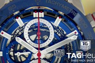【TAG HEUER】カレラキャリバーホイヤー01はLVMHの利点を活かすコストパフォーマンスモデル