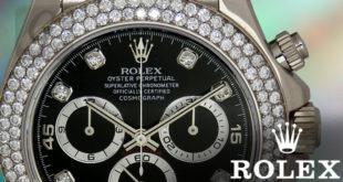 【ROLEX】ロレックスマニアが選ぶ 資産価値が高い宝飾系ドレスモデル コスモグラフ デイトナ 5 つのモデル