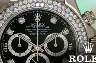 【ROLEX】ロレックスマニアが選ぶ 資産価値が高い宝飾系ドレスモデル コスモグラフ デイトナ 5 つのモデル