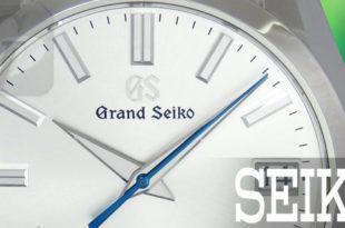 【SEIKO】グランドセイコー ヘリテージ コレクションは アイデンティティ を継承する正統派メカニカル 3 Daysモデル