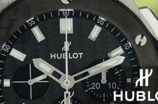 【HUBLOT】ウブロ ビッグバン エボリューションは 伝統と革新の融合 フュージョン・コンセプトを掲げた大ヒットモデル