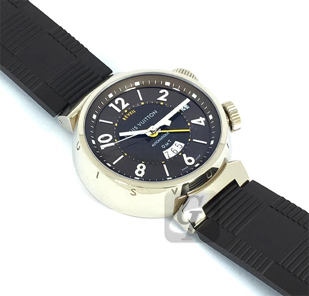 ルイヴィトン タンブール GMT レヴェイユ Ref.Q1151