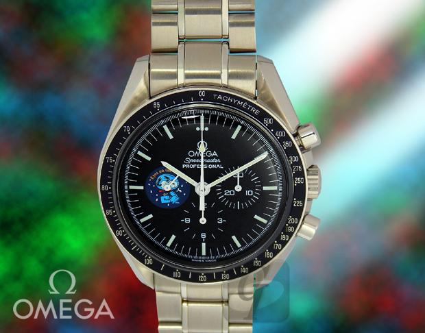 【OMEGA】オメガ スピードマスタープロフェッショナル スヌーピーアワードは 約 17 年を経ても高騰し続けるコレクターズアイテム