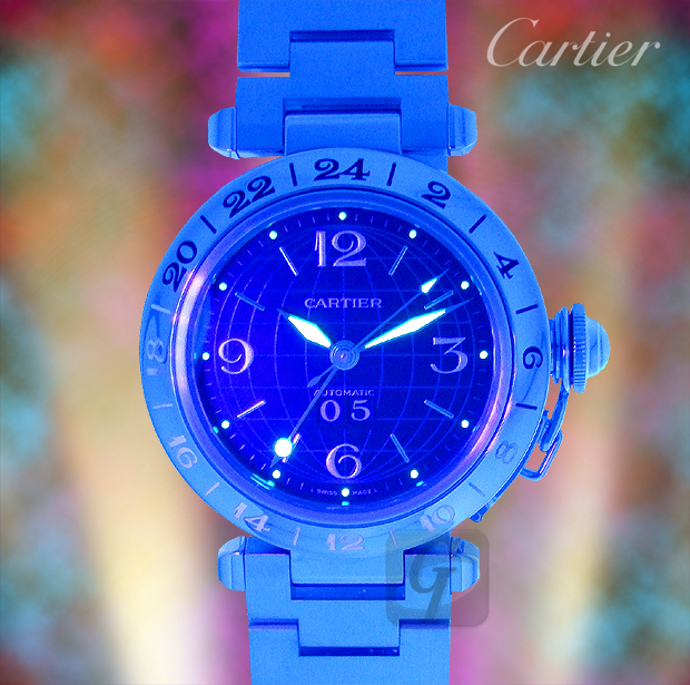 【Cartier】カルティエ パシャC メリディアンビッグデイトは一世風靡したジェラルド・ジェンタ デザインの傑作モデル