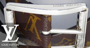 【LOUIS VUITTON】ルイヴィトン モノグラムパシフィック サンチュールリヴェルソ は クラシカルでカジュアルなマストアイテム