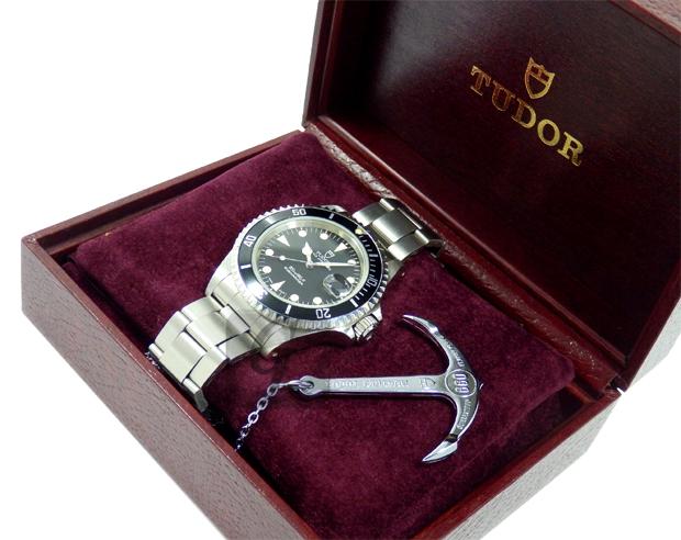 【Tudor】ロレックス チューダー サブマリーナ 79190 は ロレックスブランドを安価で味わうことが出来るレアなヴィンテージモデル