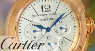 【Cartier】カルティエ パシャ クロノ は ジャガールクルトとコラボレーションした専用ムーブを有するスペシャルモデル