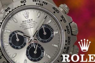 【ROLEX】ロレックス コスモグラフ デイトナ 116509 の不思議な魅力とまたもや驚異的な値上がりについて