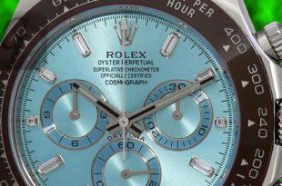 【Rolex_ODF】デイトナ Ref.116506 アイスブルーダイヤル プラチナは 約 8 年間で約 8,000,000円値上がりした驚異的なモデル